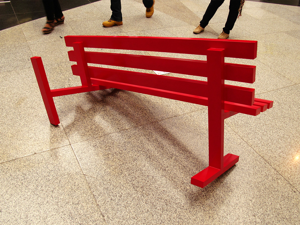 Red Bench_2